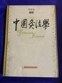 中国灸法学 精装