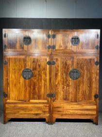 古董传世海南黄花梨家具明清木器老海黄家具