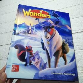 Wonders -Literature Anthology 5  精装 大16开 详情看图