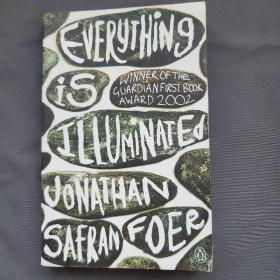 Everything Is Illuminated 《了了》英文原版
