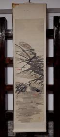 芦雁,民国时期,中国裱