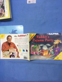 Rabbit's pajama party 干净未翻阅