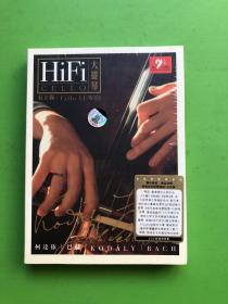 CD:秦立巍 大提琴(原塑封未拆)