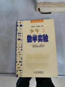 中国科普名家名作 院士数学讲座专辑-少年数学实验【满30包邮】