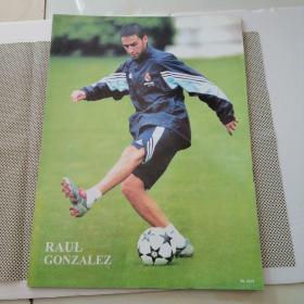足球海报22张 和售 请看图(长57  宽42)