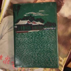 日记本1977(学医笔记)