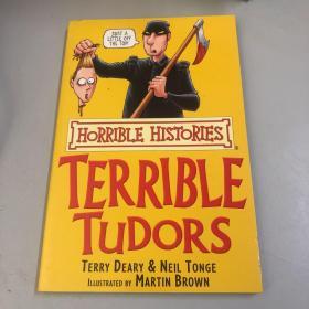 TheTerribleTudors(书名如图 八册合售)