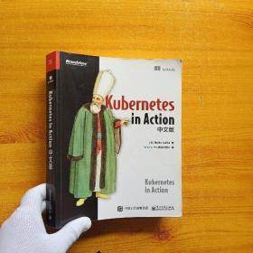 Kubernetes in Action中文版【扉页有字迹  内页干净】