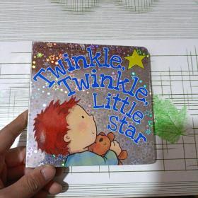 Twinkle Twinkle Little Star (Board Book)  一闪一闪亮晶晶