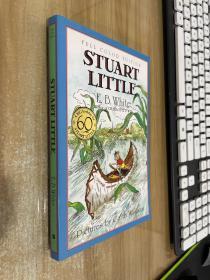 Stuart Little, 60th Anniversary Edition 精灵鼠小弟,六十周年版