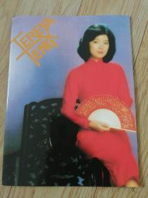 邓丽君日本画册    送照片一张