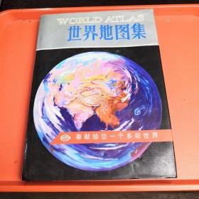 世界地图集(精装)