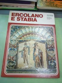 ERCOLANO  E STABIA(英文原版)