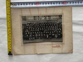 1958上海市第十二戝工业余中学第一届初中毕业师生合影