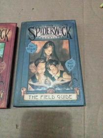英文原版:THE SPIDERWICK CHUONICLES THE FIELD GUIDE【2003年初版 毛边本】
