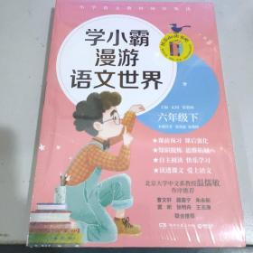 学小霸漫游语文世界(六年级下)/快乐de读书吧