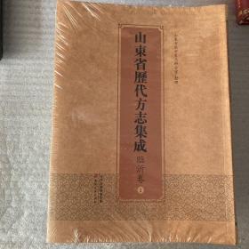 山东省历代方志集成临沂卷(五卷全)