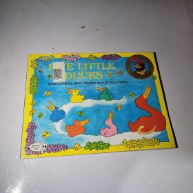 Five Little Ducks五只小鸭子 英文原版