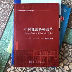 中国能源价格改革