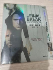 越狱 特别篇:终极一越 DVD电影