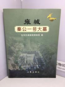 雍城 秦公一号大墓