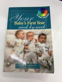 Your Baby's First Year iweek by week(外文原版,附光盘)