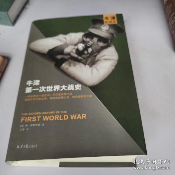 牛津第一次世界大战史(100多位院士40年打造的牛津经典系列!全景式一战史诗)