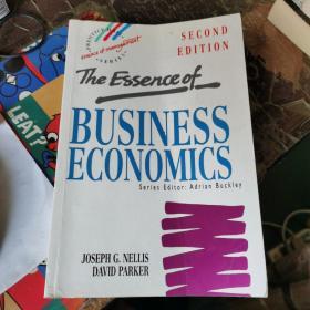 The Essence of Business Economics