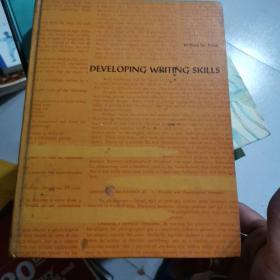 1966年美国英文原版:DEVELOPING WRITING SKILLS
