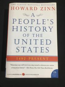 A People's History of the United States:1492 to Present