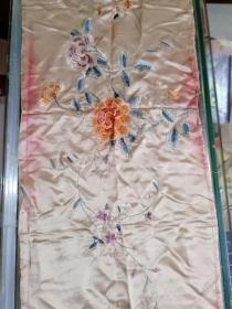 丝绸 老刺绣 88 x 44