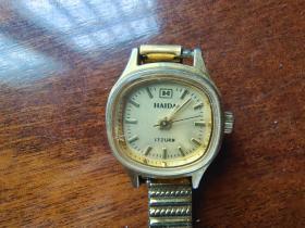 80年代海达牌机械(女表)手表