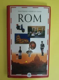 罗马旅游指南(丹麦语)