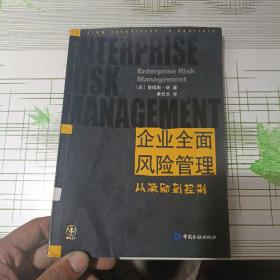 企业全面风险管理:从激励到控制 (馆藏)