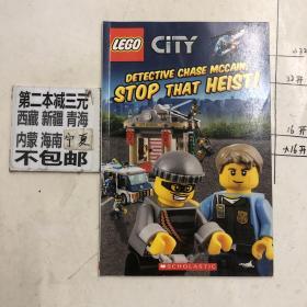 Lego City: Stop That Heist!