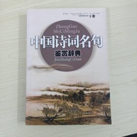中国诗词名句鉴赏辞典(下册)
