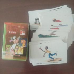 剑桥国际儿童英语3.图片卡