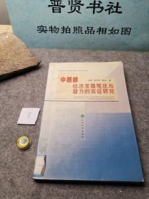中西部经济发展现状与潜力的实证研究(1-1000一版一印)