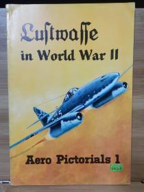 孔网孤本   航空画报1--第二次世界大战中的德国空军    Aero Pictorials 1 - Luftwaffe in World War II