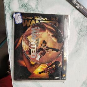 通缉犯 wanted【DVD】