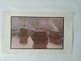 现代艺术摄影原照之二:河畔春早