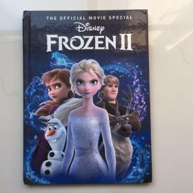 Frozen 2: The Official Movie Special Book  冰雪奇缘2:官方电影特辑    精装