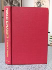1983年,英文原版,芝加哥大学出版,孔网唯一,精装版好品,插图版,天花传染病发展史,王子与庶民,princes and peasants,smallpox in history,珍贵史料。