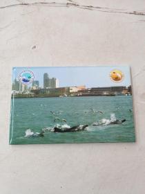 中华白海豚 (明信片)10张全.