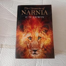 The Chronicles of Narnia纳尼亚传奇 英文原版