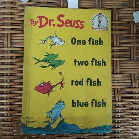 One Fish Two Fish Red Fish Blue Fish 老版