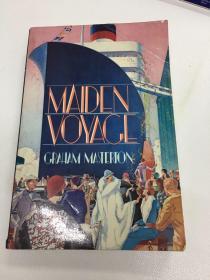MAIDEN VOYAGE GRAHAM MASTERTON(外文原版)