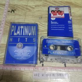 磁带:  PLATINUM HITS 内有歌词。