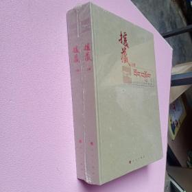 援藏:第六批对口支援西藏纪实(上、下)