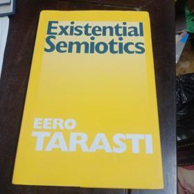 Existential  Semiotics存在符号学EERO  TARASTI埃罗·塔拉斯蒂